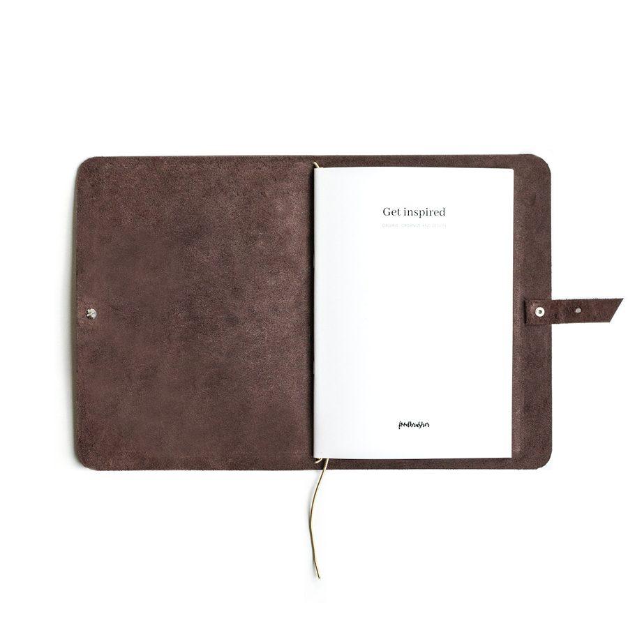 notitiemap met notitieboekje