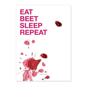 eat beet sleep repeat